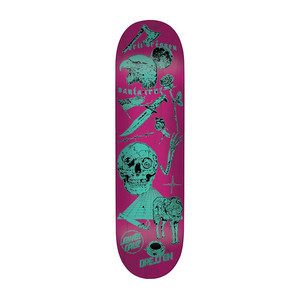 "Santa Cruz Dressen Ingredients 8.5"" Skateboard Deck"