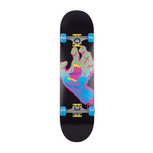 "Santa Cruz Neon Hand 8.2"" Complete Skateboard"