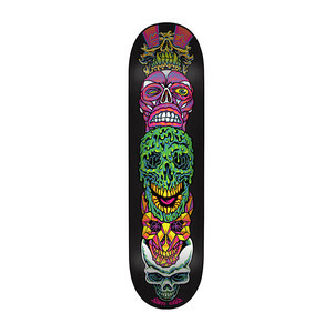 "Santa Cruz Vivid Stack 8.125"" Skateboard Deck"