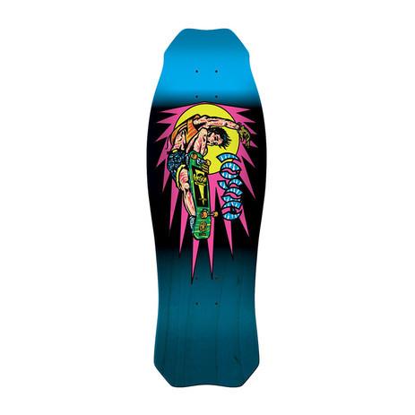 """Santa Cruz Hosoi Rocket Air Mini Re-Issue 9.98"""" Skateboard Deck - Candy Fade"""