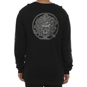 Santa Cruz Medusa Long Sleeve T-Shirt - Black