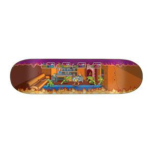 "Santa Cruz x TMNT Arcade Everslick 8.5"" Skateboard Deck"