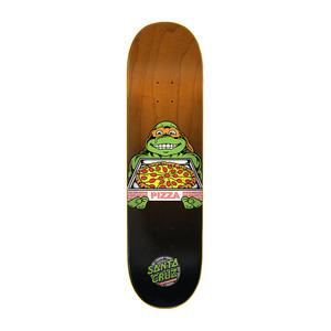 "Santa Cruz x TMNT Michelangelo 8.0"" Skateboard Deck"