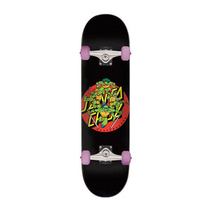 "Santa Cruz x TMNT Turtle Power 7.25"" Complete Skateboard"