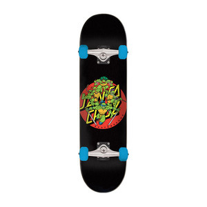 "Santa Cruz x TMNT Turtle Power 7.5"" Complete Skateboard"