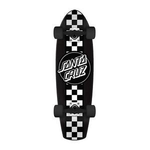 """Santa Cruz Contest Shark 8.8"""" Cruiser Skateboard"""