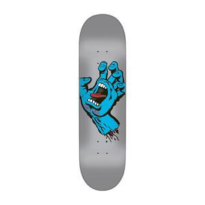 "Santa Cruz Minimal Hand 8.5"" Skateboard Deck"