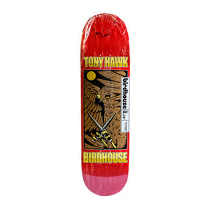 "Birdhouse Knight 8.38"" Skateboard Deck (#1) - Signed by Tony Hawk"