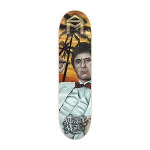 """Sk8Mafia Face Heath 8.25"""" Skateboard Deck"""
