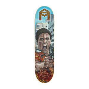 "Sk8Mafia Face James 8.0"" Skateboard Deck"
