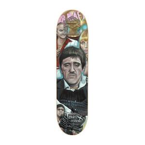 """Sk8Mafia Face Sarmiento 8.12"""" Skateboard Deck"""