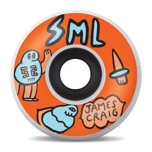 Sml. x Beaufort Craig 52mm Skateboard Wheels