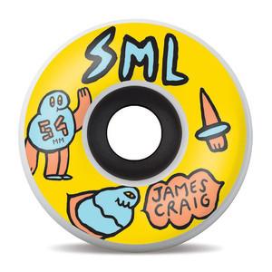 Sml. x Beaufort Craig 54mm Skateboard Wheels