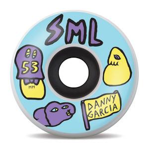 Sml. x Beaufort Garcia 53mm Skateboard Wheels