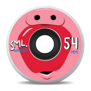 Sml. Pork Bite 54mm Skateboard Wheels