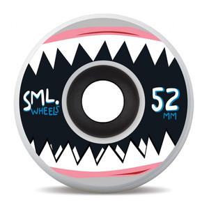 Sml. Shark Bite 52mm Skateboard Wheels