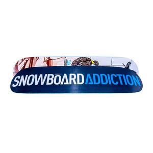 Snowboard Addiction Jib Training Board