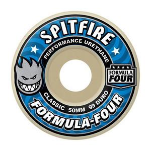 Spitfire Classic Formula Four 99D Skateboard Wheels