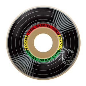 Spitfire Cardiel Formula Four 99D Skateboard Wheels