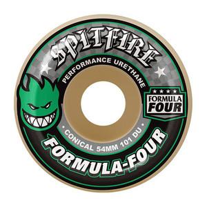 Spitfire Conical Formula Four 101D Skateboard Wheels