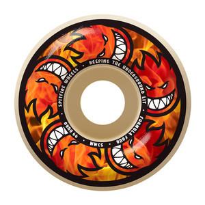 Spitfire Hellfire Multiball Formula Four 99D Skateboard Wheels