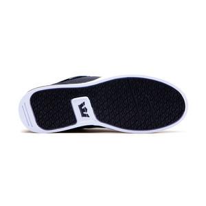 Supra Hammer Skate Shoe — Black/White