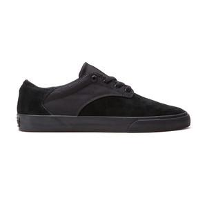 Supra Pistol Skate Shoe — Black