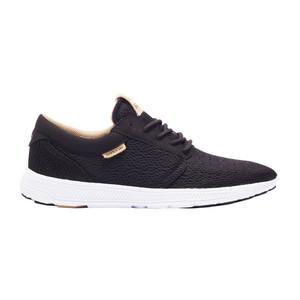 Supra Hammer Run Shoe – Black/Tan/White