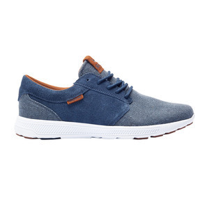 Supra Hammer Run NS Shoe – Navy/Brown/White