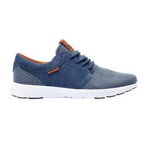 Supra Hammer Run NS Shoe – Navy/Brown/White