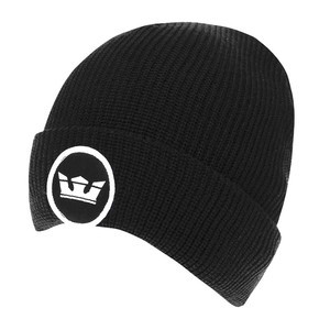 Supra Icon Beanie - Black/White
