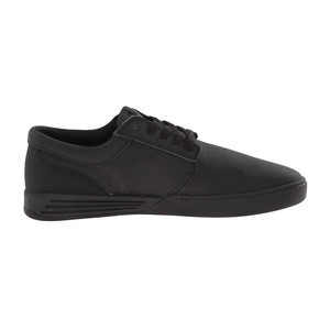Supra Hammer Skate Shoe – Black/Black