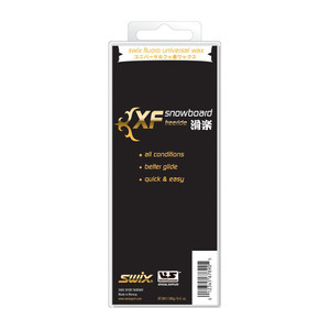Swix XF Universal Fluoro Snowboard Wax 180g