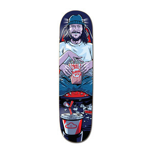"""Thank You Pudwill Date Night 8.0"""" Skateboard Deck"""