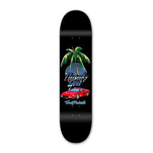 "Thank You Pudwill Rari Nights 8.0"" Skateboard Deck"