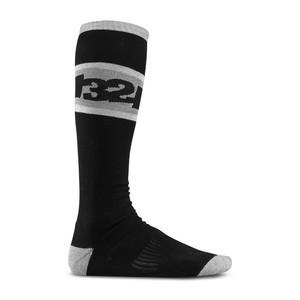ThirtyTwo Arvin Snowboard Sock — Black