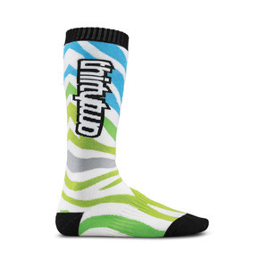 ThirtyTwo Metrix Women's Snowboard Sock — White