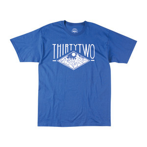 ThirtyTwo Moonridge T-Shirt — Blue