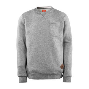 ThirtyTwo Olmstead Long Sleeve Crewneck — Grey