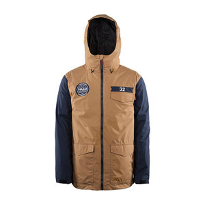 ThirtyTwo Sesh Men's Snowboard Jacket — Clove/Navy