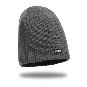 ThirtyTwo Crook Slouch Beanie — Dark Grey