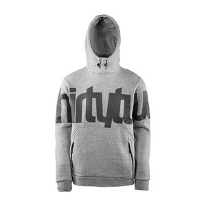 ThirtyTwo Stamped Men's Pullover Hoodie — Grey