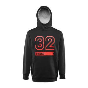 ThirtyTwo 32 Stamp Men's Pullover Hoodie - Black