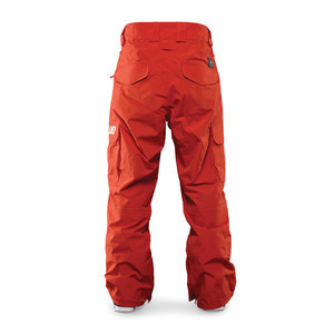 ThirtyTwo Blahzay Men's Snowboard Pants - Tangerine