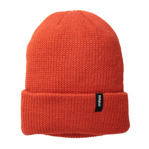 ThirtyTwo Crook Watch Beanie - Tangerine