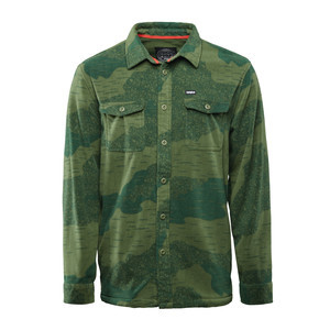 ThirtyTwo Rest Stop Fleece Shirt - Camo