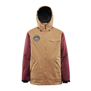 ThirtyTwo Sesh Men's Snowboard Jacket - Clove/Burgundy