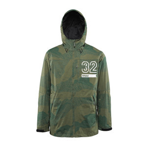 ThirtyTwo Shiloh Men's Snowboard Jacket - Camo
