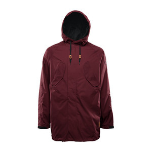 ThirtyTwo Deep Creek Parka Men's Snowboard Jacket 2017 - Burgundy
