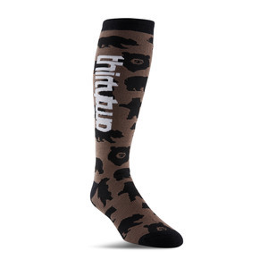 ThirtyTwo Hunter Snowboard Sock - Brown